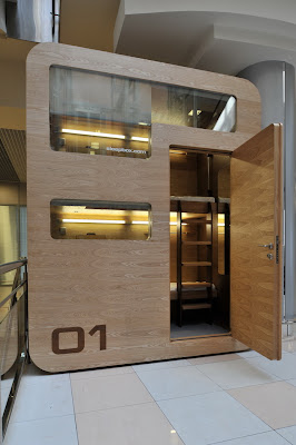 Sleepbox - Portable Hotel Room (10) 7