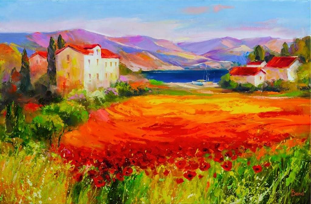 cuadros-abstractos-modernos-de-paisajes