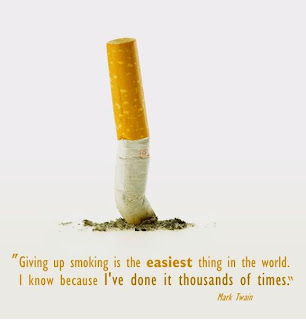 smoking easiest way to Love Quote and Saying