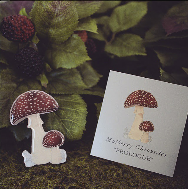 toadstool mulberry chronicles prologue woodland cute collection