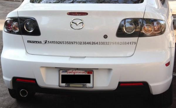 Novo Mazda Pi