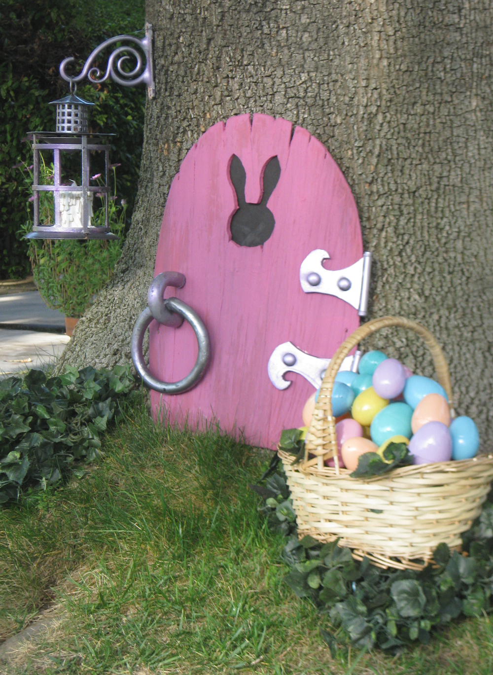 Dave Lowe Design The Blog The Easter Bunny Moves In