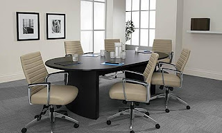 Racetrack Conference Tables