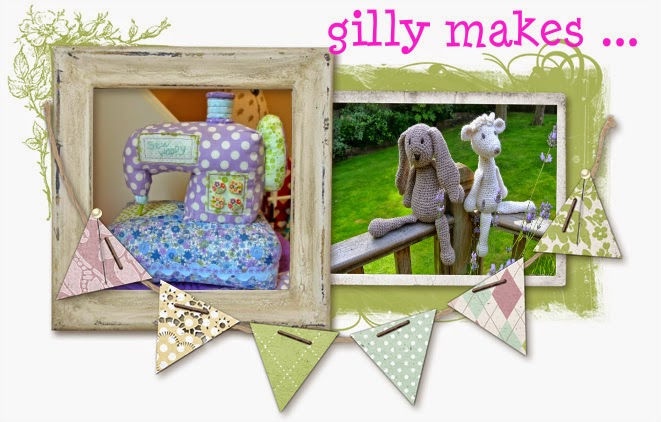 gilly makes...