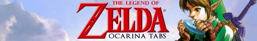 The Legend of Zelda: Ocarina Tabs