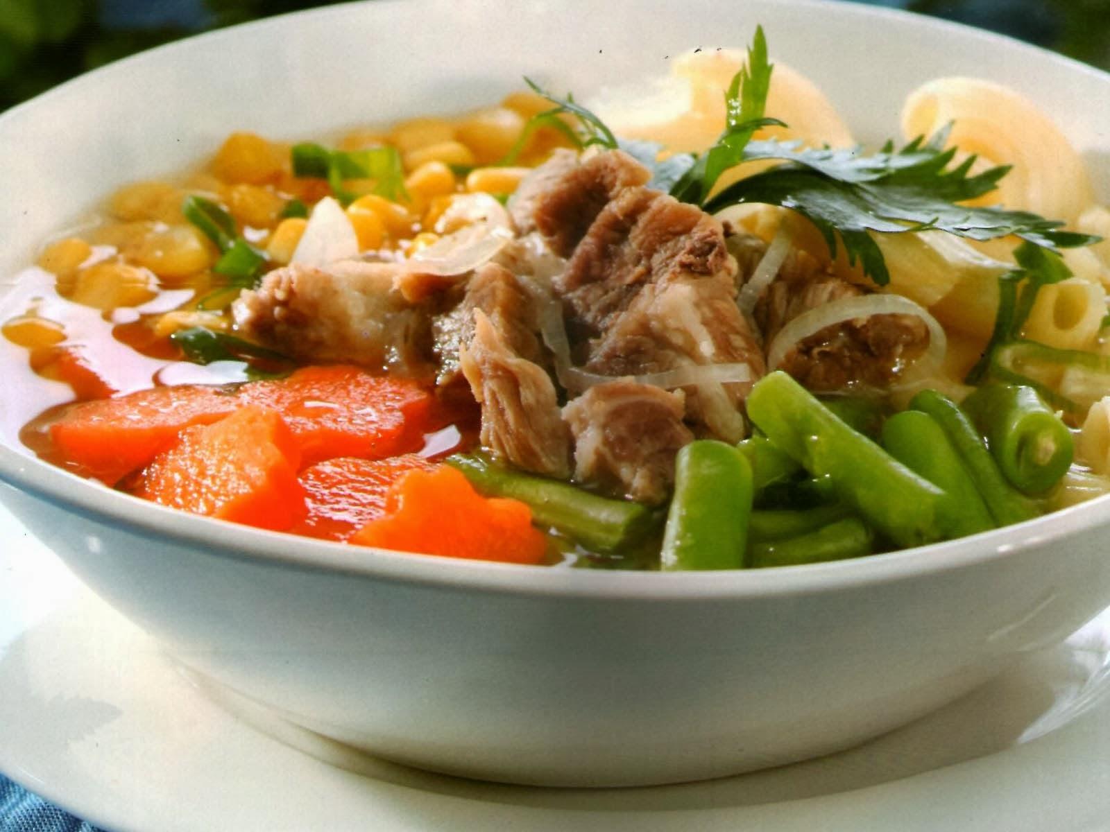 Resep cara membuat sop daging sapi cepat dan mudah resep masakan