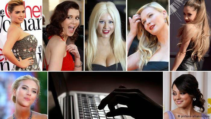 Foto Bugil Para Artis Hollywood Ini lumpuhkan Internet\