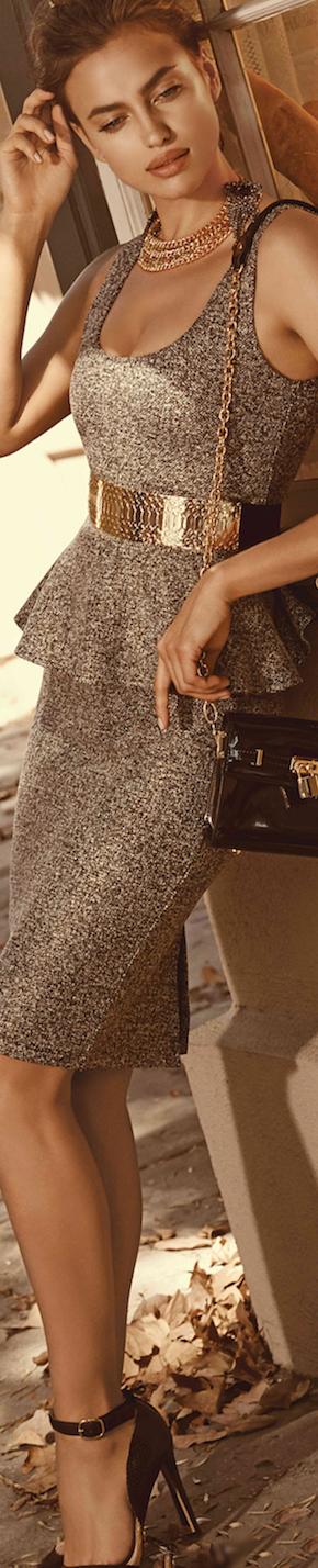 Irina Shayk Bebe Jessica Pencil Skirt