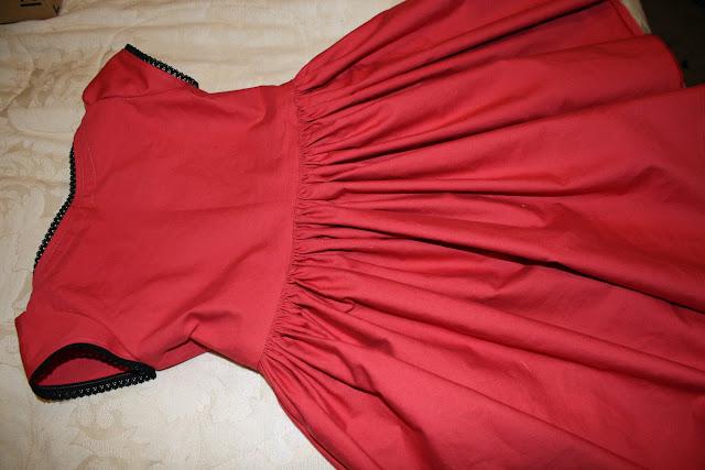 Мастер класс как сшить платье своими руками 108