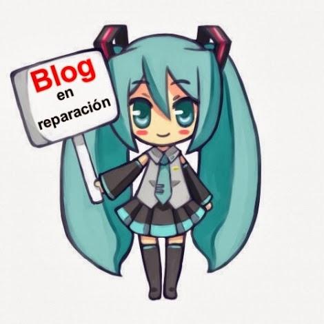 editando el blog