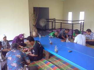 Makan Bersama Pembubaran Panitia Pilkades