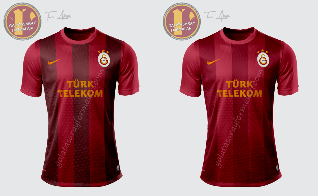 Galatasaray Yeni Sezon Formaları 2014 | Galatasaray Forma Fiyatları