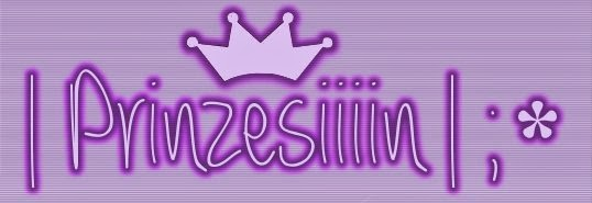 | Prinzessin | ;*
