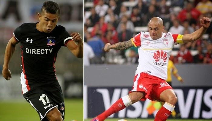 Santa Fe vs Colo Colo en vivo