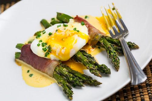 Prosciutto Wrapped Asparagus