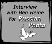 Interview with Ben Heine for Russian Ros Photo (2013)