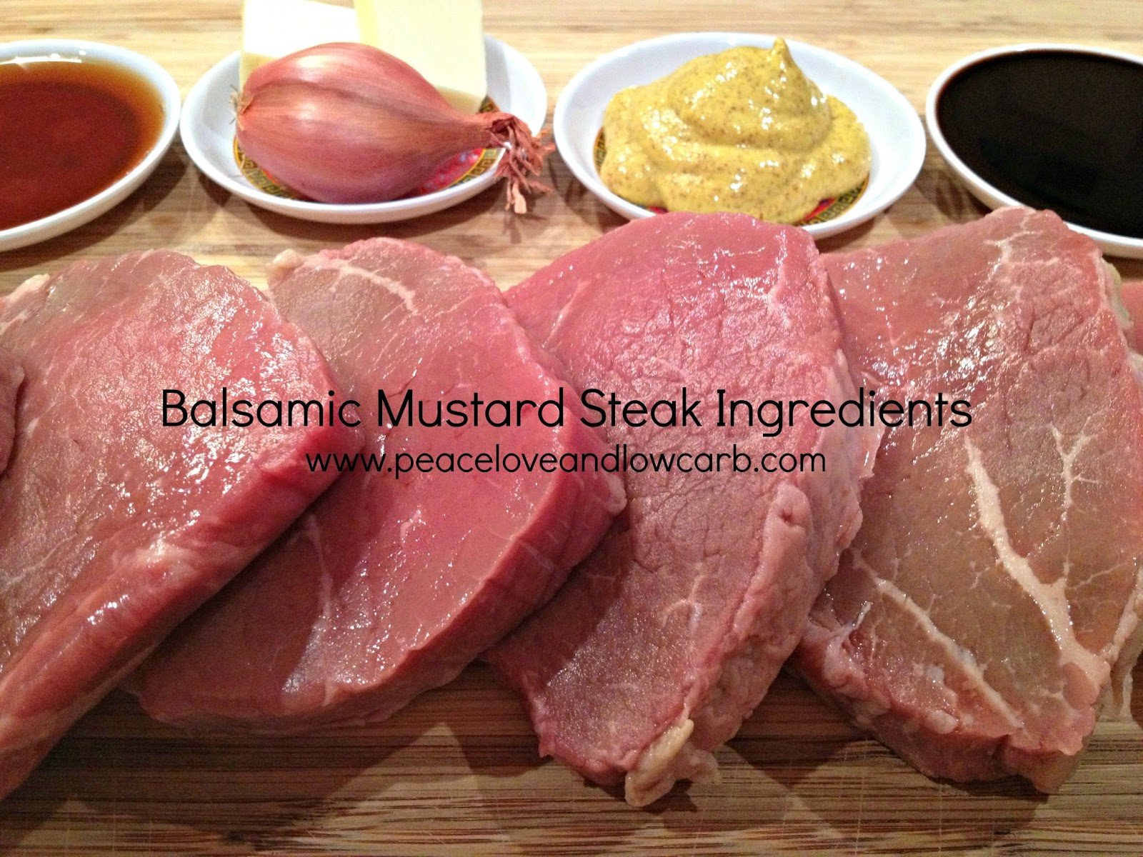 Seared Flank Steak With Shallot-Mustard Sauce Recipe ...