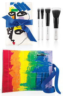 Brush Kit ByJulieVerhoeven x 4 (適合於礦物彩妝) $520