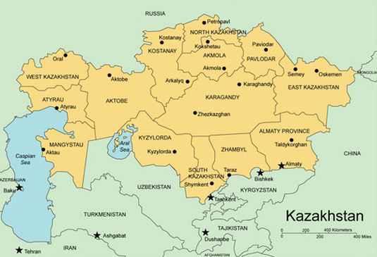 Asia Tengah Negara Bentuk Sistem Pemerintahan Seta Basri Menulis Gambar