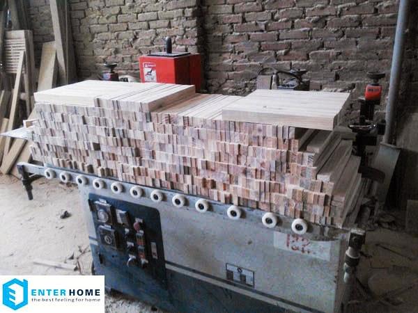 Xưởng sản xuất đồ gỗ nội thất enterhome hình ảnh 4