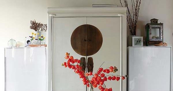 Mekabe home armario chino de boda blanco - Armario de boda chino ...
