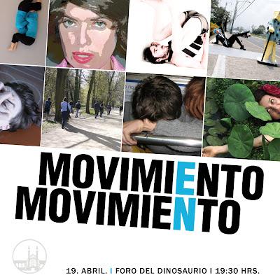 Primera Muestra Internacional de Videodanza en la Ciudad de México