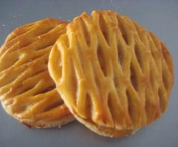 Pasteles de Espinacas, Entrada
