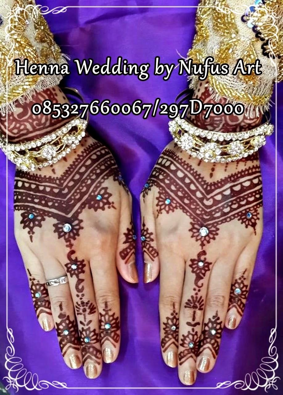 Katalog Henna Pernikahan Nufus ArtFace Painting Henna Body