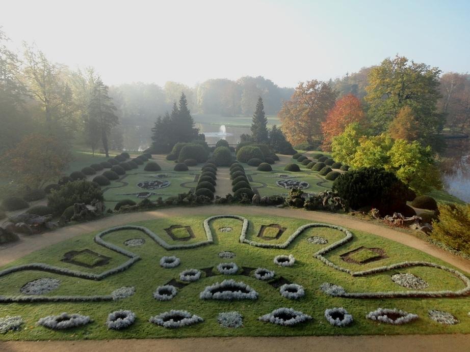 Hortibus chateaux et jardins autour de berlin for Circuit jardins anglais