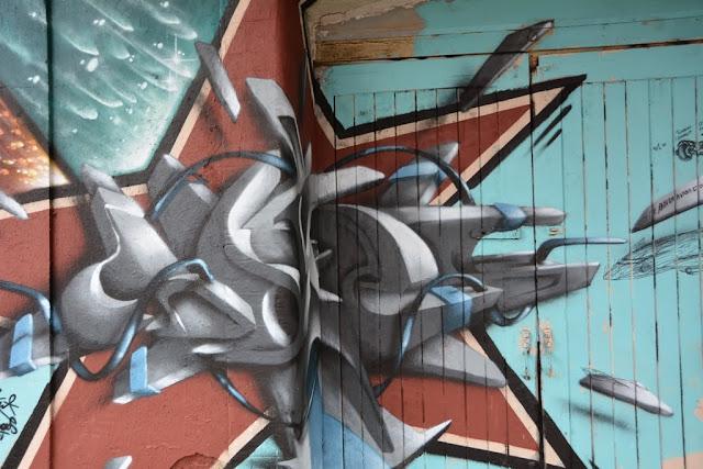 Grafitti Villefrnache-sur_Mer
