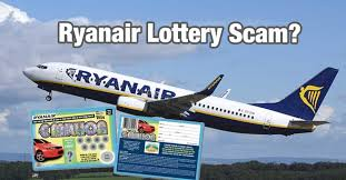 Ryanair Scratch Card Scam