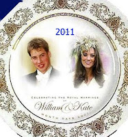 The ROYAL WEDDING WILLAM & KATE On Friday 29 April 2011 at Westminster Abbey at 10am