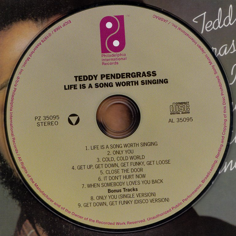 A self-taught drummer, Pendergrass had a teen pop vocal group when he was 15 ...