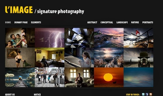 lImage Photography WordPress Theme