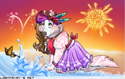 AJJ's Summer Mascot!