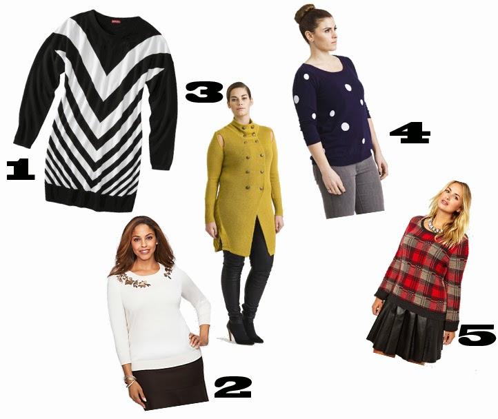 The Curvy Elle Sweater Season Plus Size