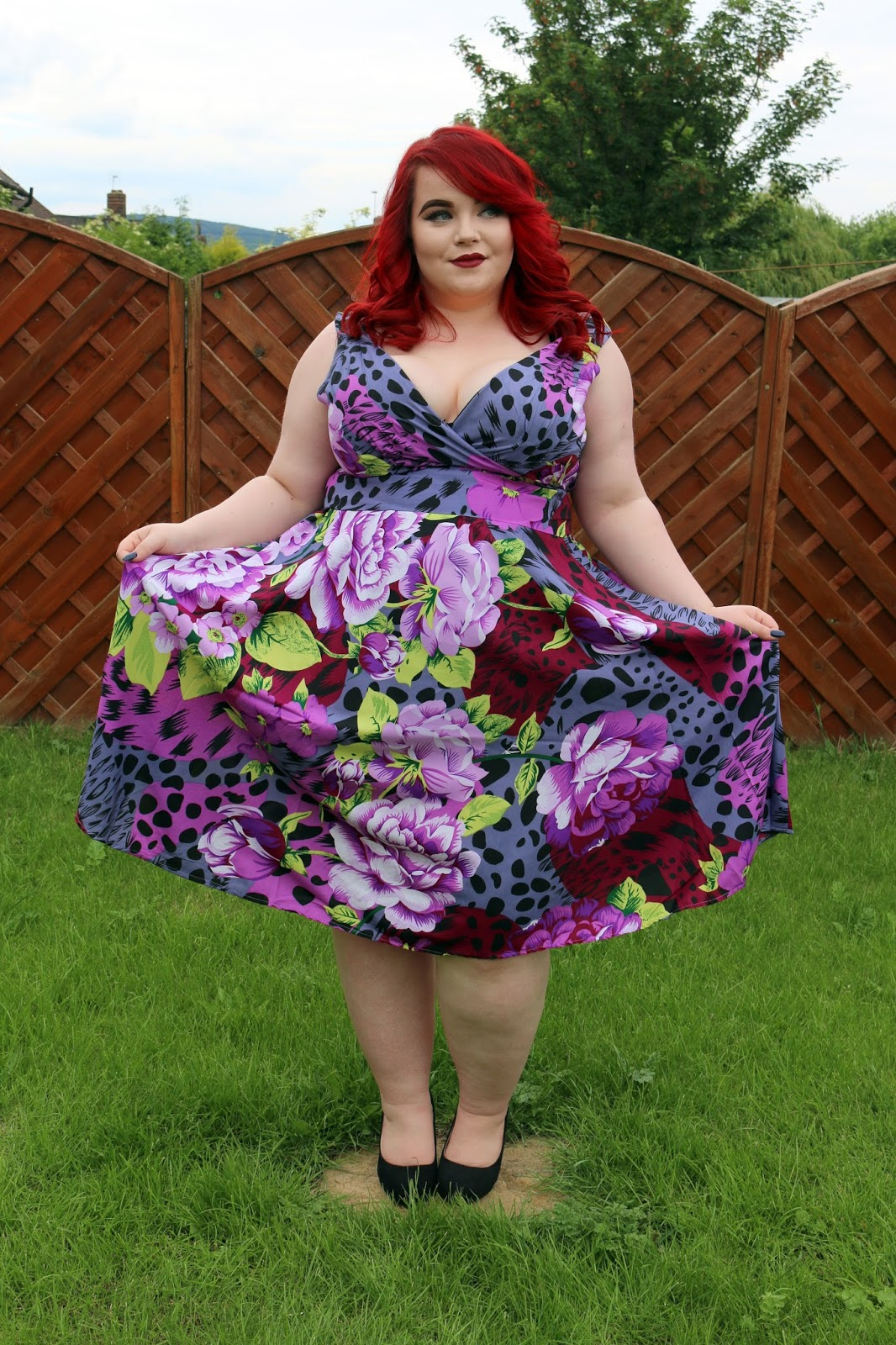 BBW Couture Josie Vintage Dress