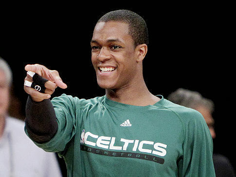 Will Rajon Rondo watch the playoffs