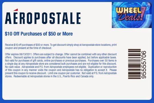 recipe: aeropostale coupon code september 2017 [34]