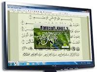 Nonosoft Khot Software Editor Teks Arab Buatan Lokal