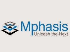Mphasis Walkin Drive in Bangalore 2015