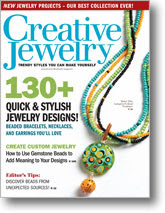 As Seen In Creative Jewelry Magazine, Fall 2011