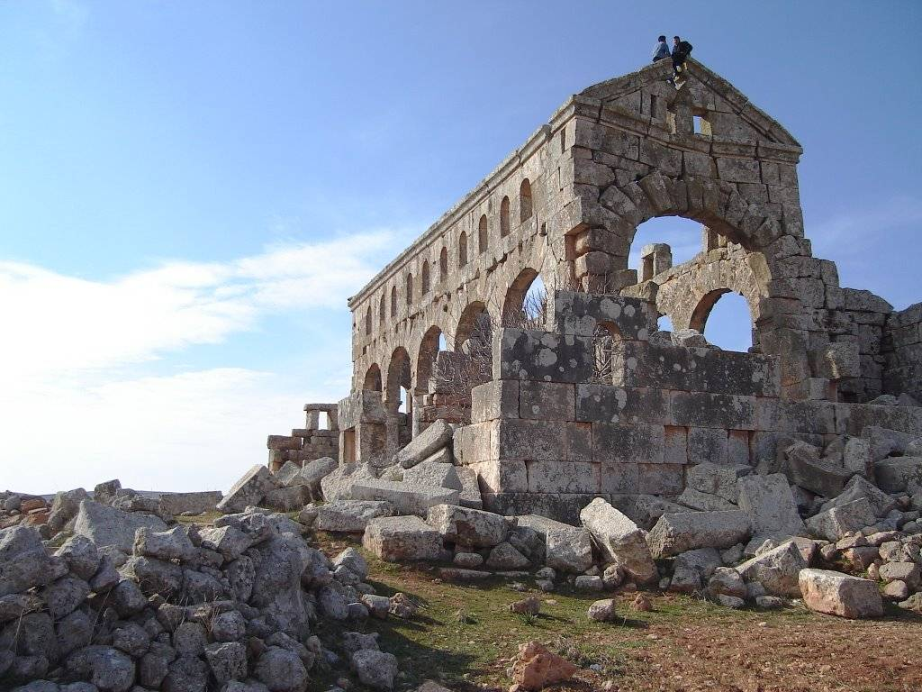 The Dead Cities of Syria: Ancient Abandoned Cities Now ...