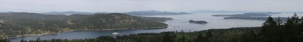 VR Panoramas Salt Spring Island.
