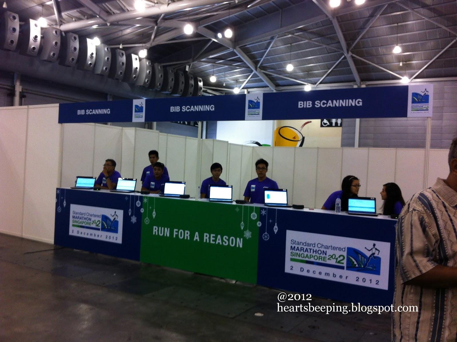 heartsbeeping standard chartered marathon singapore 2012