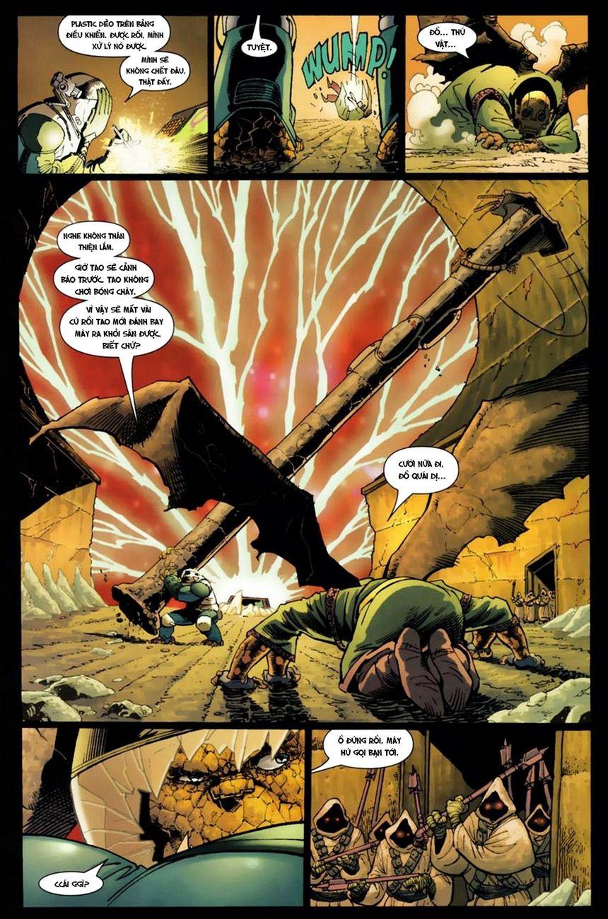 Ultimate Fantastic Four chap 17 - Trang 8