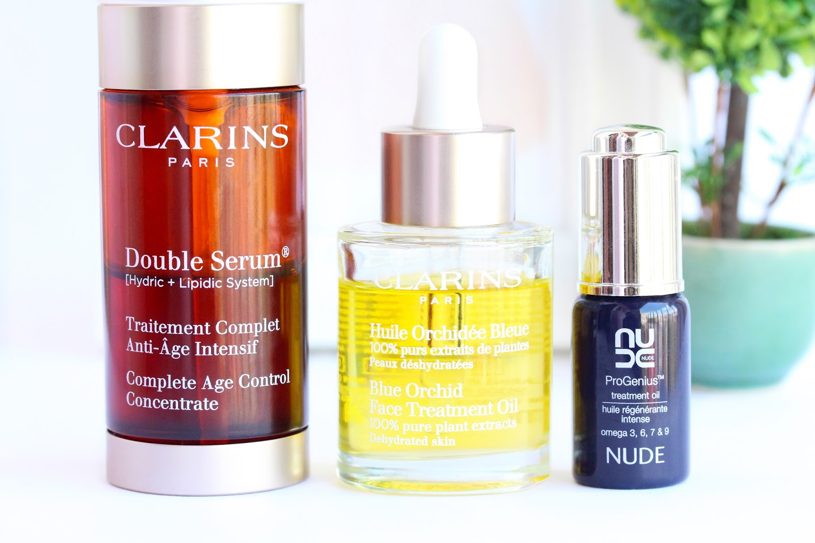 Facial Essentials / Oils and Serums