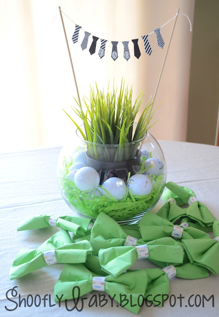 shoofly baby  father u0026 39 s day table decor
