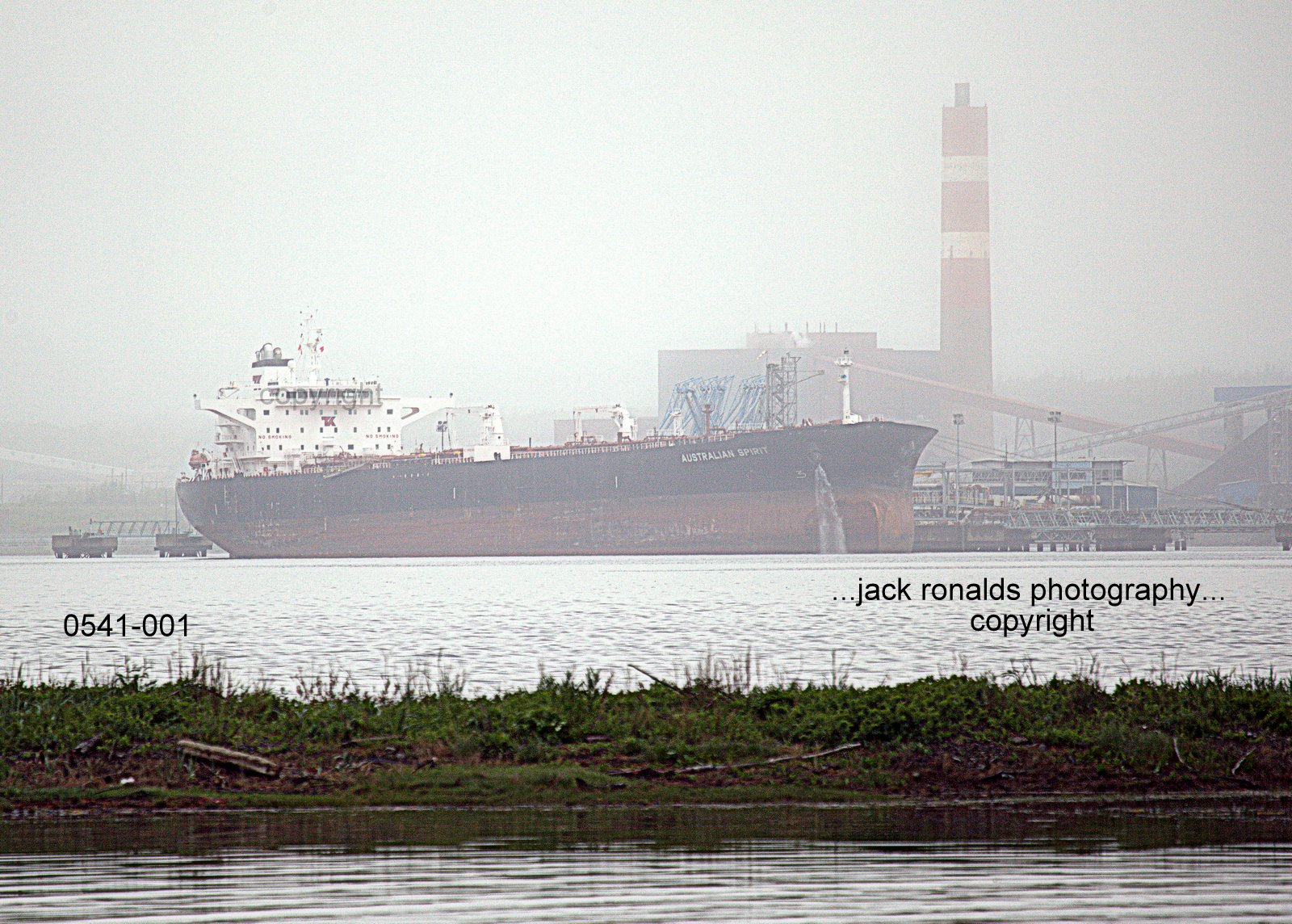 Strait area shipping by jack ronalds jarrod david and