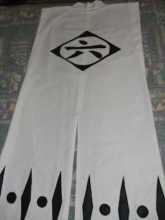 Capa Byakuya